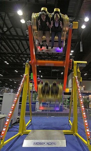 Gyro Loop 2+2 seats
