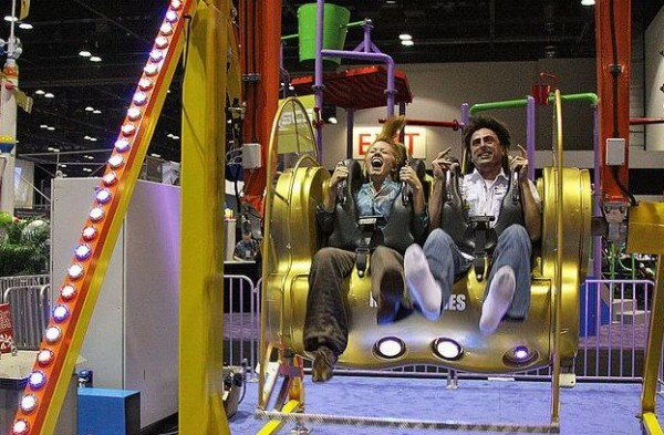 Gyro Loop on the Expo