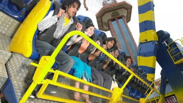 Maverick thrillers rides maveric 1 wonderla amusement parks bangalore