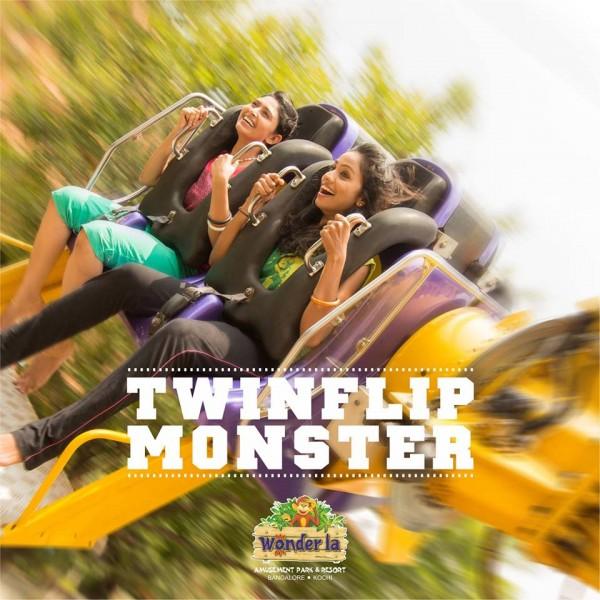 Twin Flip Wonderla