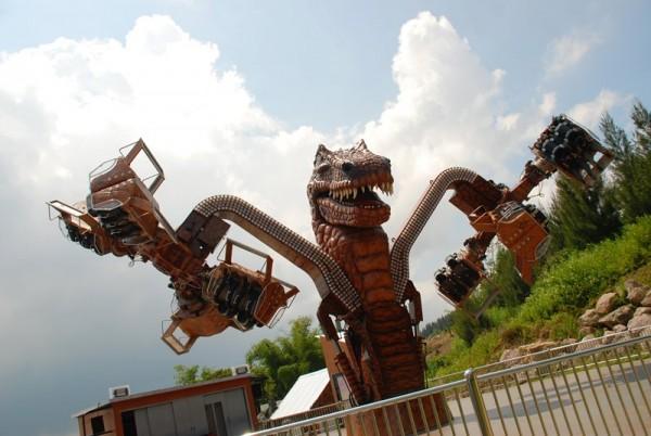 Twin flip T rex Indosenia 1