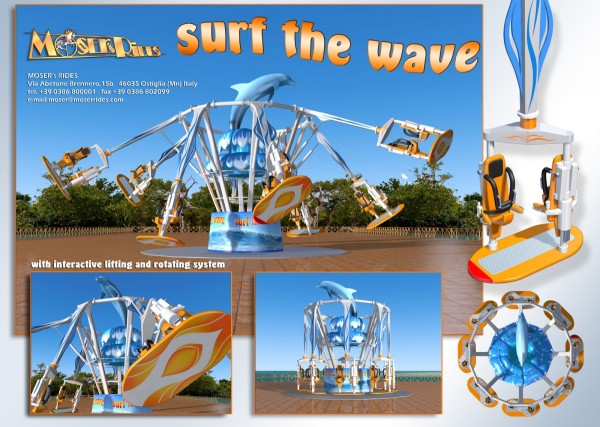 SURF THE WAVE 2